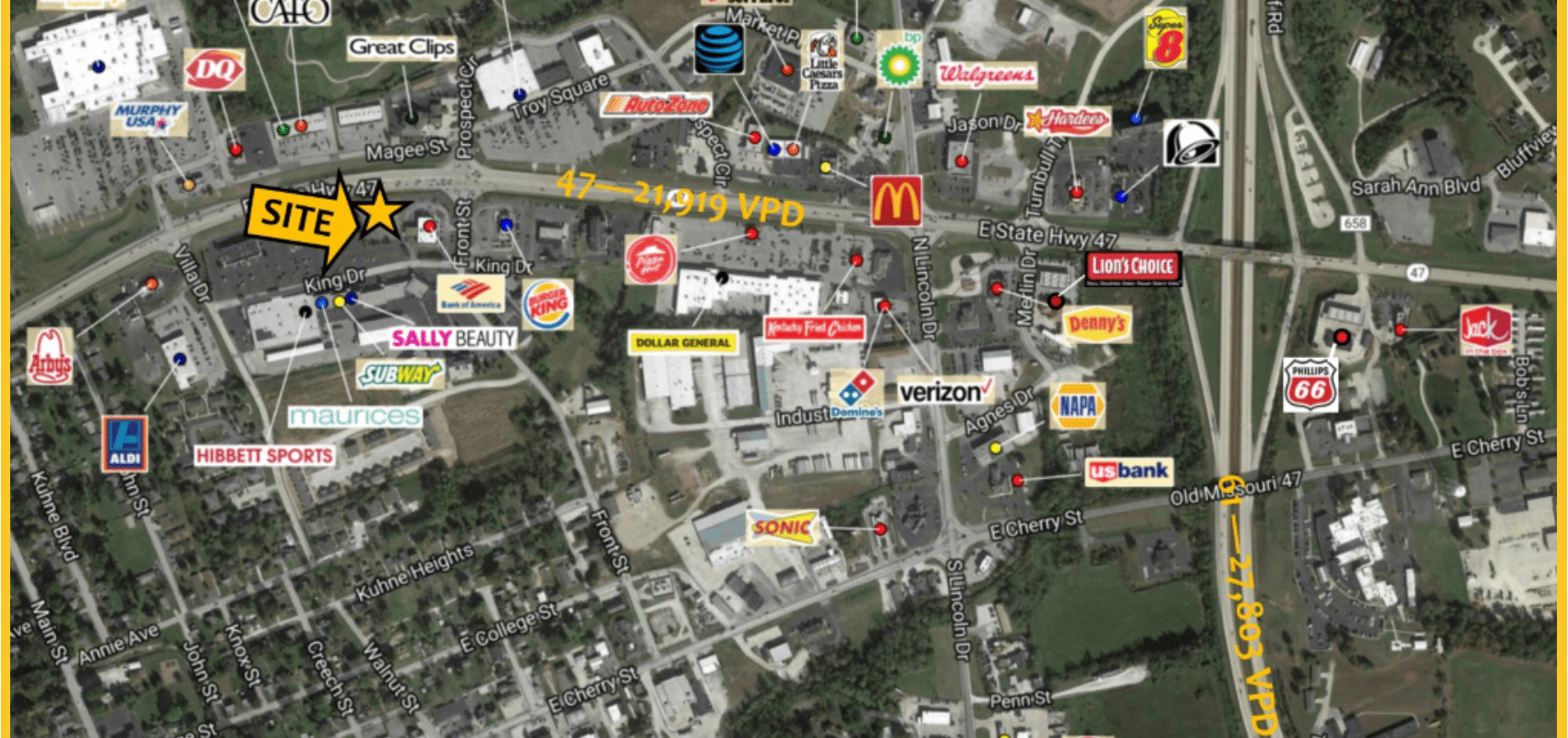 NEW DEVELOPMENT – TROY, MO
